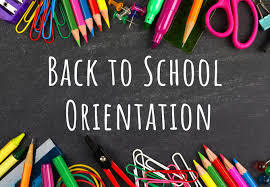 RMS Back to School Orientation