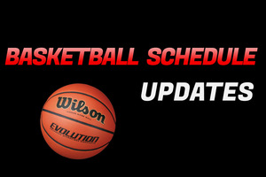 RMS Basketball Schedules Updated