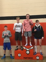 Logan Claypole Wins The Conference Tournament