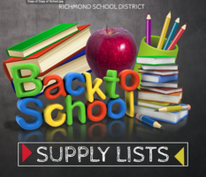 Back-to-School Supply Lists