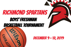 Richmond Boys' Basketball Freshman Tournament