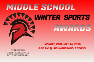 RMS Winter Sports Awards