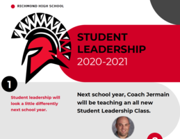 Student Leadership Elections 2020-2021
